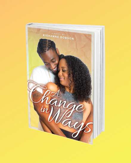 A Change in Ways | Book Cover Design
